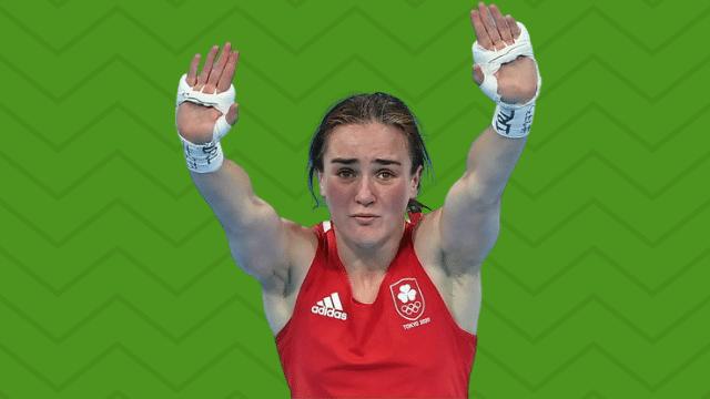 kellie harrington stays amateur