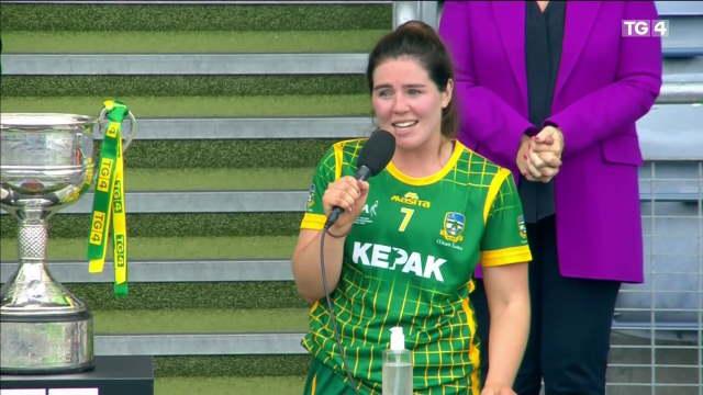 meath dublin match report all-ireland ladies football senior final 2021