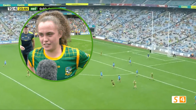 meath heroes for life all-ireland final