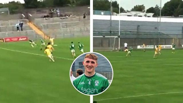 Conor Raftery goal glenamaddy kilkerrin-clonberne