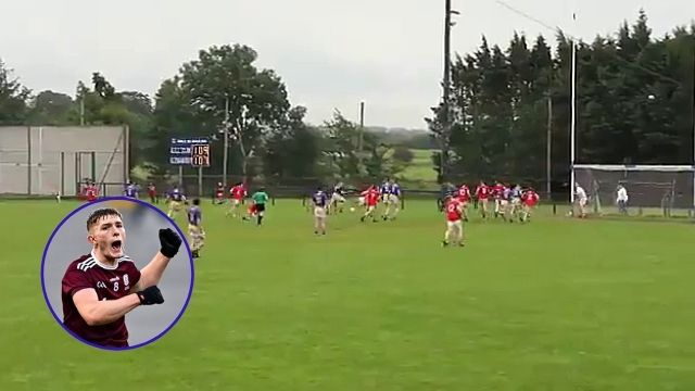 jack o'connor point st martins oulart the ballagh relegated wexford shc