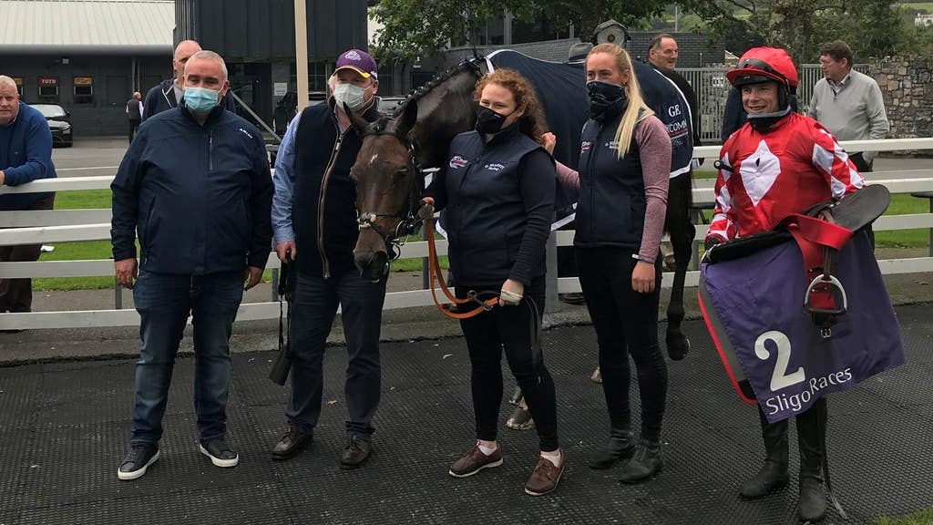 gordon elliott first winner ban