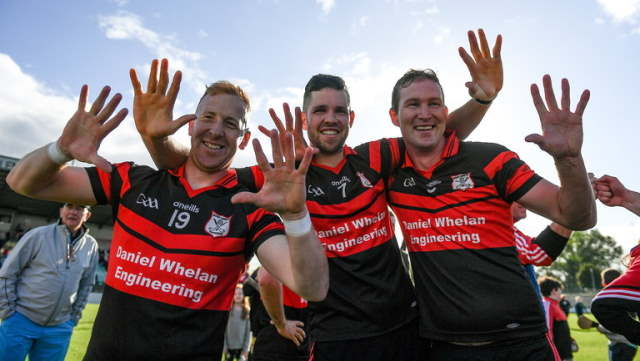 mossy mahon rapparees wexford hurling title 2021