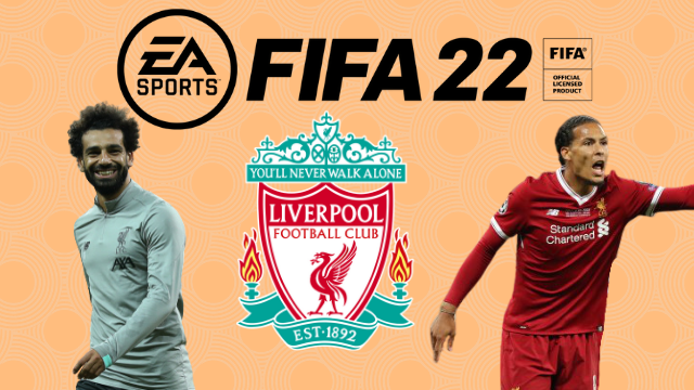Liverpool fifa 22