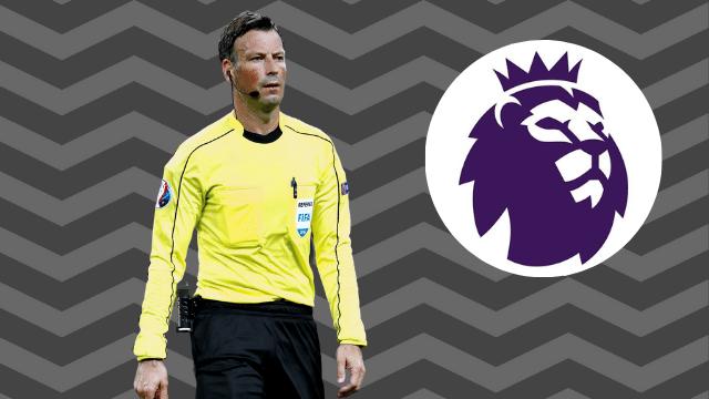 Mark Clattenburg Premier League referees