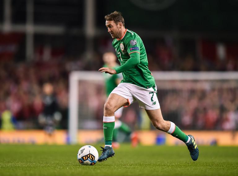 ireland players fifa 22