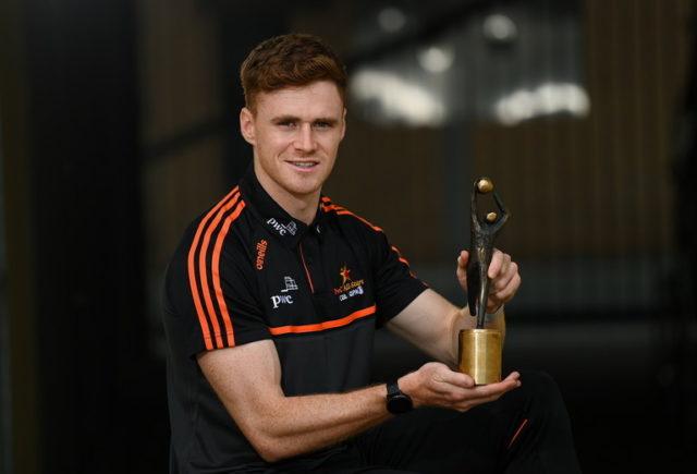 conor meyler 2018 all ireland final tyrone dublin broken leg