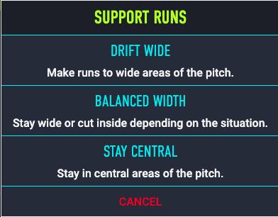fifa 22 custom tactics