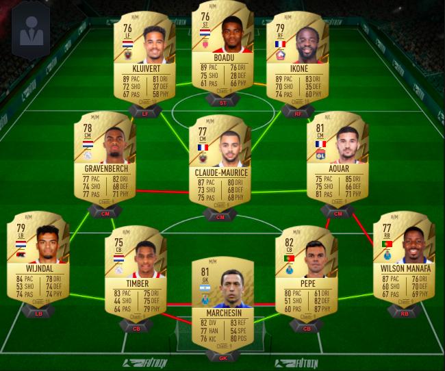 fifa 22 starter team 1