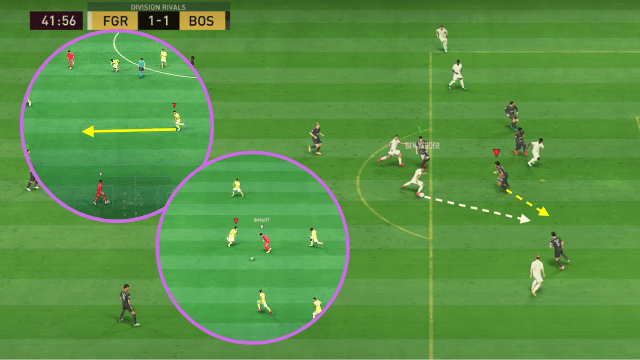 how to defend in FIFA 22