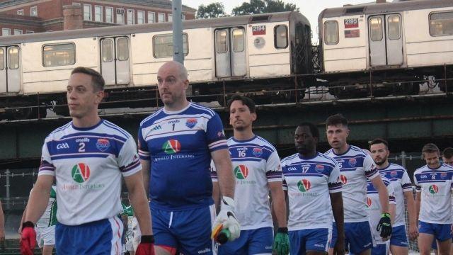 manhattan gaels novice championship new york fullback line