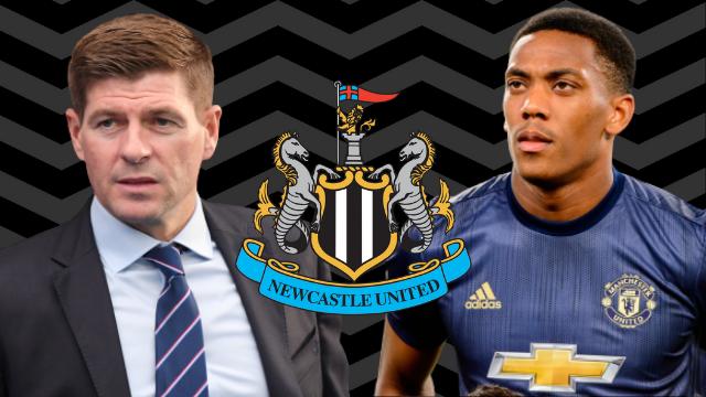 Newcastle transfer